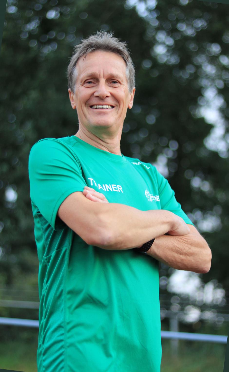 Trainer Henk van Duuren